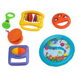 Das Baby-Rhythmus-Set