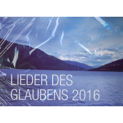 Kalender Lieder des Glaubens 2016 Monatskalender