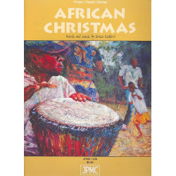 Rodford, Brian G.: African Christmas : for piano/vocal/guitar