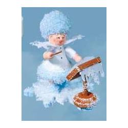 Schneeflöckchen als Dirigent