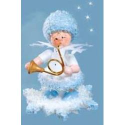 Schneefklöchchen mit Horn