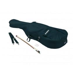 Yamaha Cellogarnitur VC5S 1/2 mit Tasche