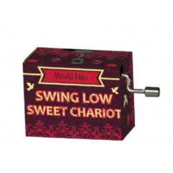 """Spieluhr World Hits: """"Swing Low, Sweet Chariot"""""""
