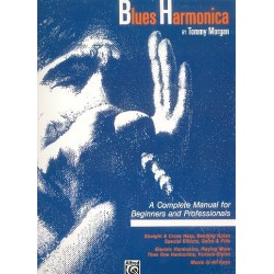 Morgan, Tommy: Blues Harmonica