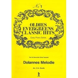 Senneville, Paul de: Dolannes Melodie : für Klavier
