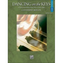 Rollin, Catherine: Dancing on the Keys vol.1 : for piano