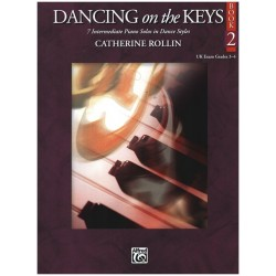 Rollin, Catherine: Dancing on the Keys vol.2: for piano
