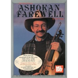 Ungar, Jay: Ashokan Farewell : for violin and piano