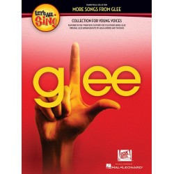 Let'S All Sing... More Songs From Glee Vocal and Piano Buch