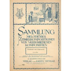Altmann, A.: Edelweiß und Almenrausch op.269 : für 2 Zithern Stimmen