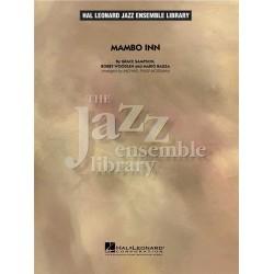 Sampson, Grace: Mambo inn: for jazz ensemble score and parts