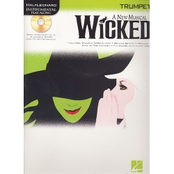 Schwartz, Stephen: Wicked (+CD) : for trumpet
