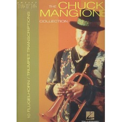 Mangione, Chuck: The Chuck Mangione Collection : for trumpet (flugelhorn)