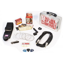First Aid Kit : for electric guitar