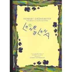 Grönemeyer, Herbert: Leonce und Lena Songbook Noten/Texte/Akkorde