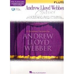Lloyd Webber, Andrew: Andrew Lloyd Webber Classics (+audio access) : for flute