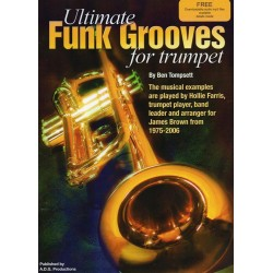 Ultimate Funk Grooves (+CD): for for trumpet