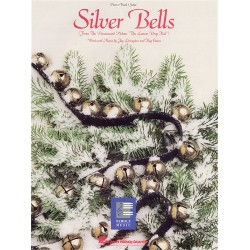 Livingston, Jay: Silver Bells : for piano/vocal/guitar