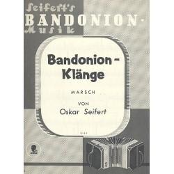 Seifert, Oskar: Bandoneon-Klänge : für Bandoneon