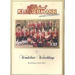 Wunderbare Walzerklänge (Medley) : für Blasorchester Direktion und Stimmen