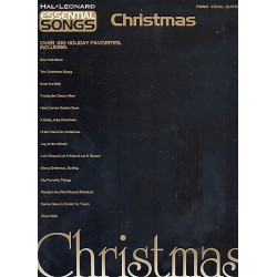Essential Songs : Christmas songbook piano/vocal/guitar