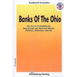 Banks Of Ohio (+CD) f├╝r 1-5 Keyboards Partitur und Stimmen