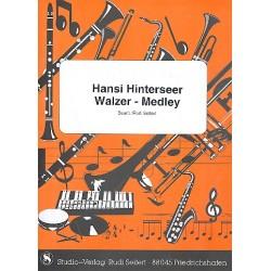 Hansi Hinterseer Walzer Medley: für Combo Direktion und Stimmen