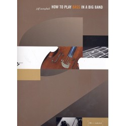 Campbell, Jeff: How to play Bass in a Big Band (+CD)