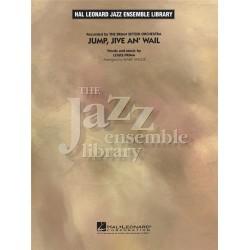Prima, Louis: JUMP JIVE AND WAIL: FOR JAZZ ENSEMBLE SCORE+PARTS TAYLOR, MARK, ARR.