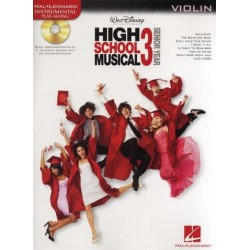 High School Musical vol.3 (+CD) : for violin