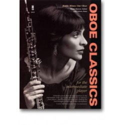Music Minus One Oboe : Oboe classics for the intermediate player book+CD