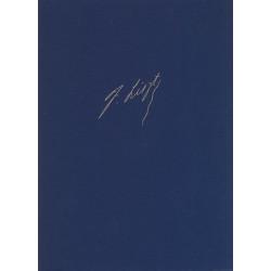 Katalog Neue Liszt-Ausgabe Klavierwerke Serien 1 und 2 Supplement 2006 gebunden (dt/ung/en)