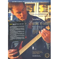 Bruch, Max: Music Minus One Guitar (+ 2 CD's) : Bruch Violin Concerto no.1 op.26 for electric guitar and orchestra