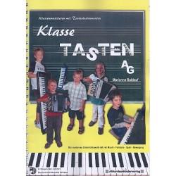 Baldauf, Marianne: Klasse Tasten-AG : Sch├╝lerheft Klassenmusizieren mit Tasteninstrumenten