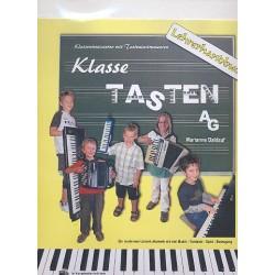 Baldauf, Marianne: Klasse Tasten-AG : Lehrerordner Klassenmusizieren mit Tasteninstrumenten