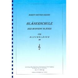Grans, Horst-Dieter: Bläserschule : Der moderne Bläser für Blechbläser im Violinschlüssel