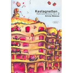 Maleras, Emma: Kastagnetten Band 2 (+CD) (dt) :