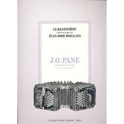 Pane, J.Oscar: Divagación y Tango : pour 2 bandoneons parties