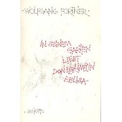Fortner, Wolfgang: In seinem Garten liebt Don Perlimplín Belisax Libretto