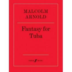Arnold, Malcolm: Fantasy op.102 : for tuba