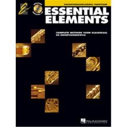 Essential Elements Starting Package Buch und CD (dt/nl)