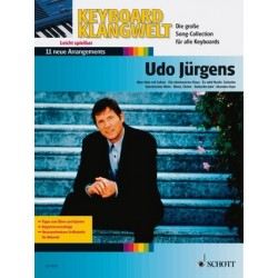 Udo Jürgens für Keyboard Keyboard Klangwelt