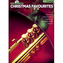 Christmas Favourites (+CD): for trumpet