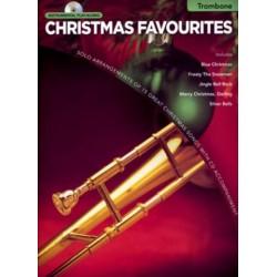 Christmas Favourites (+CD) : for trombone