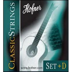 HÖFNER Premium Strings Konzertgitarrensaiten
