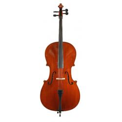 MM Cellogarnitur 4/4 Sondermodell inkl. Bogen und Tasche