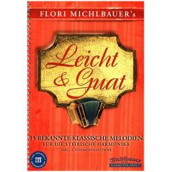 Leicht & guat (+CD) : für 1-2 Handharmonikas