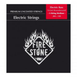 Fire&Stone 678620 5-String Electric Bass Strings