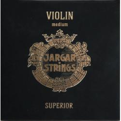 Jargar superior E Saite Violine 4/4 medium (Stahl/verzinnt)