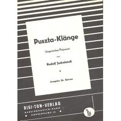 Juckelandt, Rudolf: Puszta Klänge : Ungarisches Potpourri für Klavier